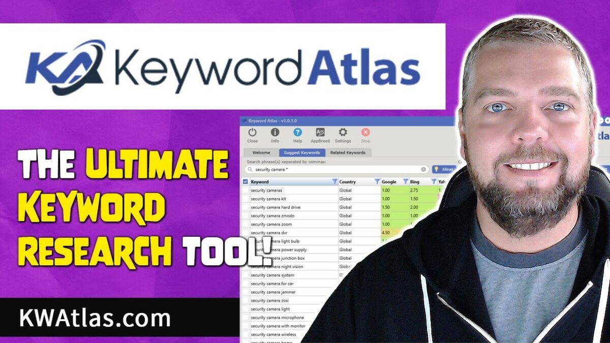 Best Keyword Research Tool: Keyword Atlas Review and Demo