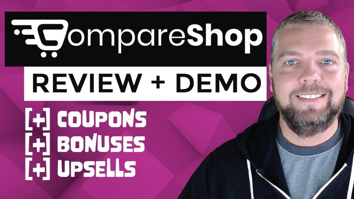Compareshop Review With Full Compareshop Demo