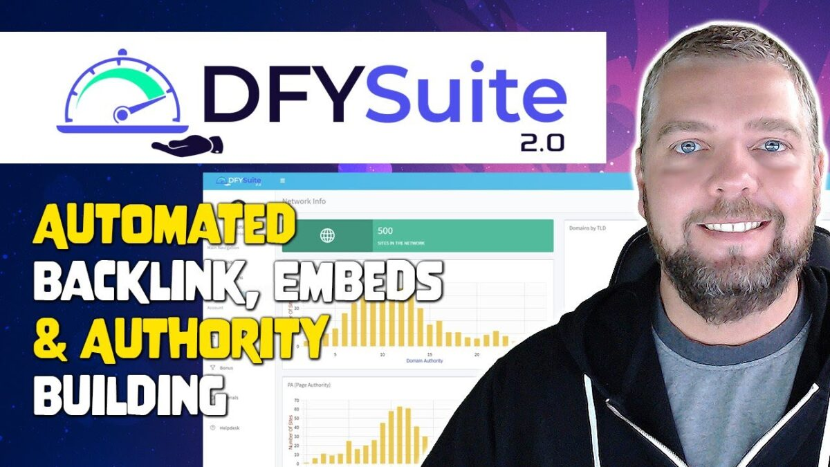 DFY Suite 2.0 Review: Automated Backlinks & Embeds Demo