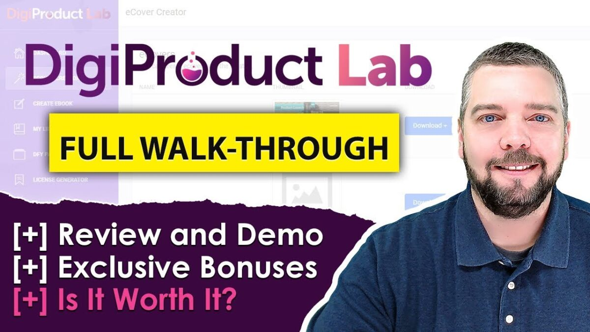Digi Product Lab Review - Full Demonstration