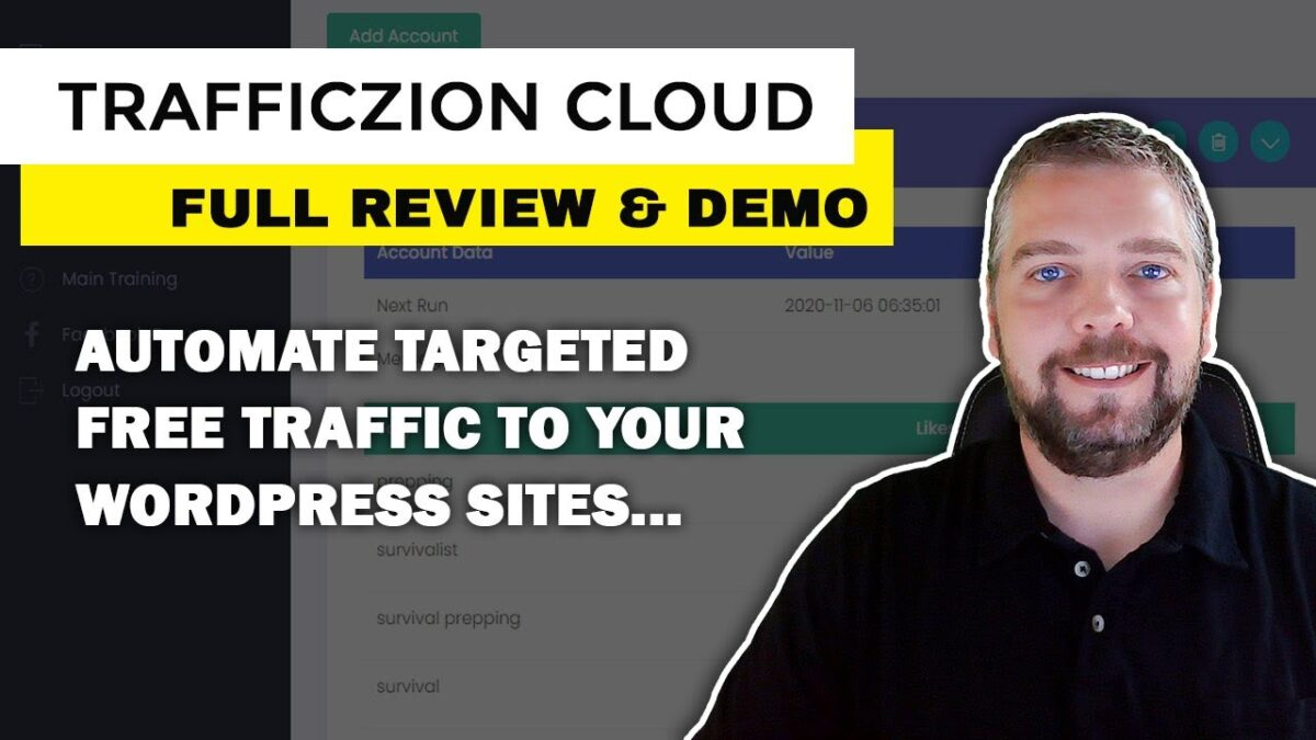 TrafficZION Cloud Review: Get Free Targeted Traffic With TrafficZion Cloud