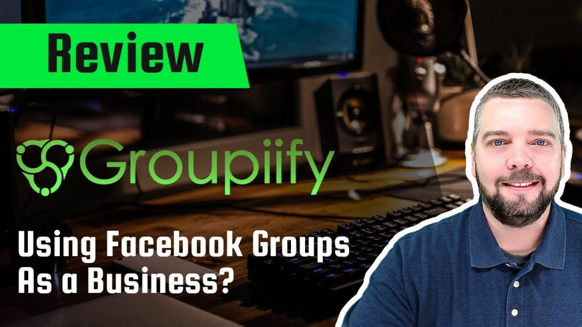 Groupiify Review and Members Area