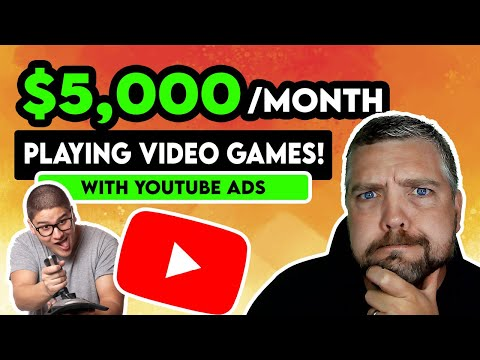 How To Make Money Playing Video Games On YouTube