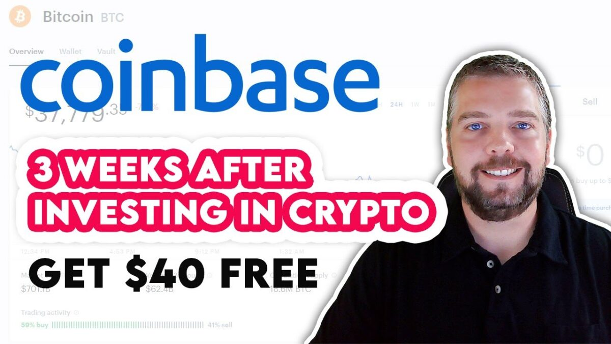 I Earned $3k With Crypto Using Coinbase In 3 Weeks [Tutorial]