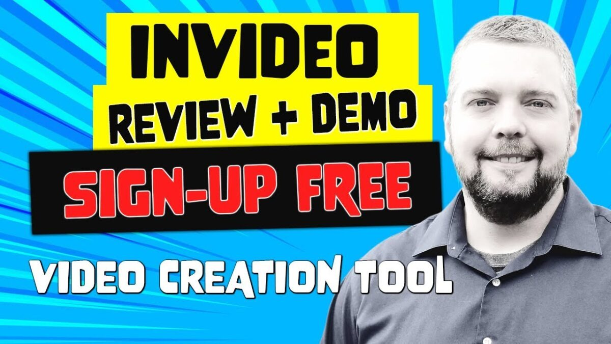 InVideo Review & Demo - Video Creation App [FREE]
