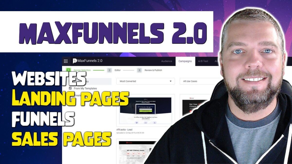 Maxfunnels Review With FULL Demo & Bonuses
