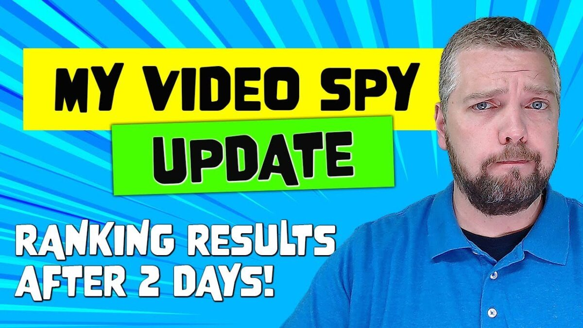 My Video Spy Review & Update With Results