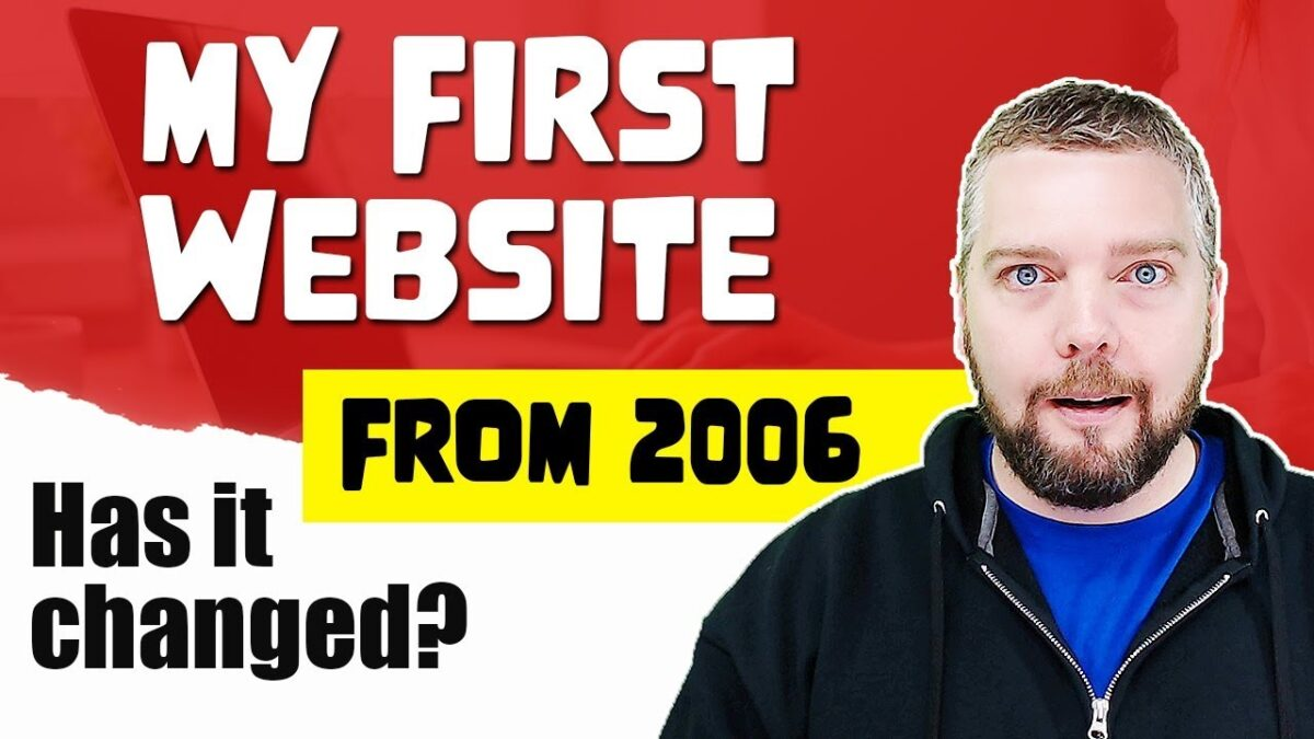 One Of My First Review Websites From 2006