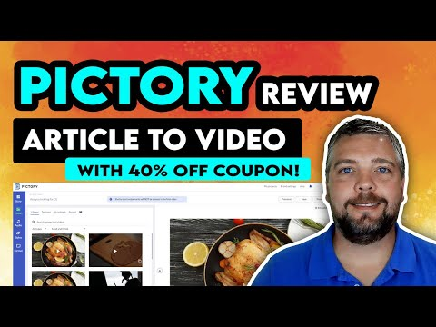 Pictory Review | Turn Articles Into Videos Using Pictory
