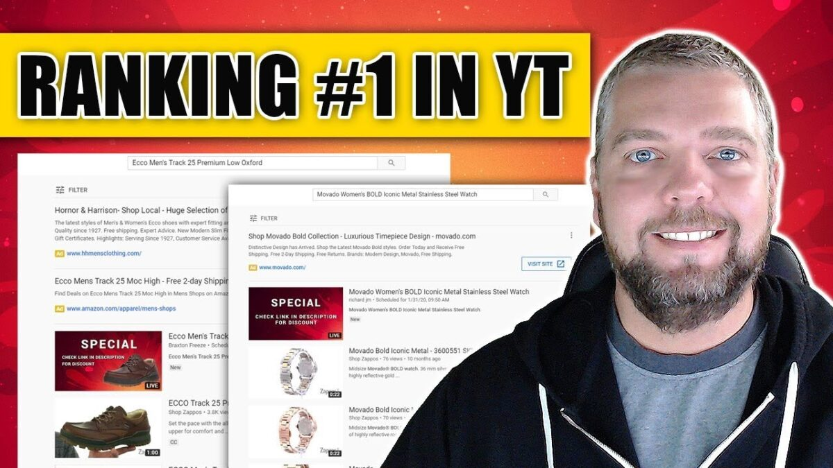 Rank Videos In YouTube The Easy Way [PROOF]