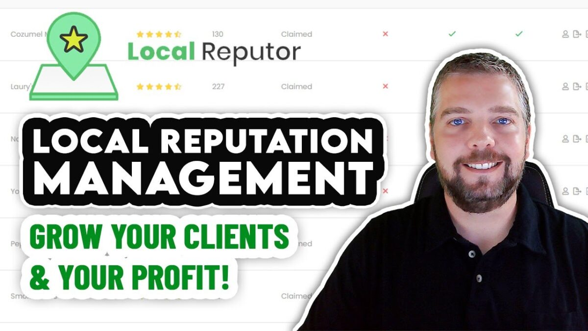 Local Reputor Review and Demo   Local Reputation Management With Local Reputor