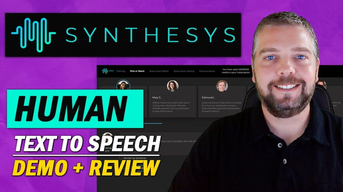Synthesys Review + Demo: Synthesys Review + Bonuses