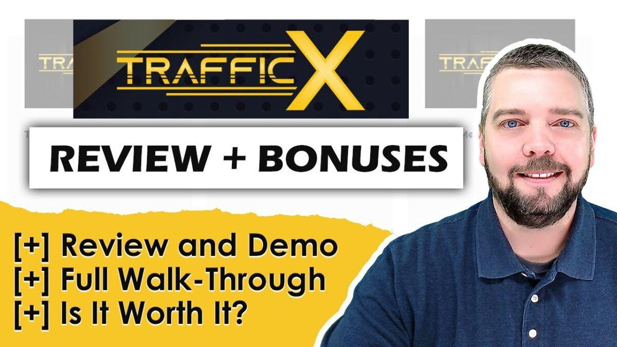 TrafficX Review - I Didn't Expect This! [MUST WATCH]