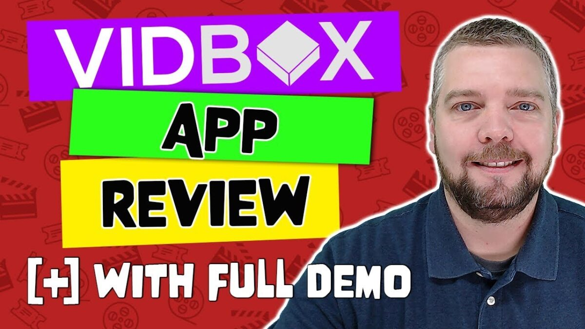 VidBox Review and Full Demo