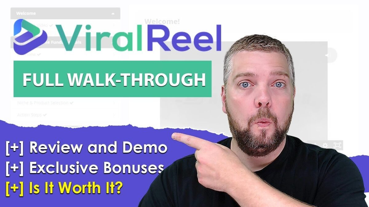 Viral Reel Review With Full Demo [NEW]
