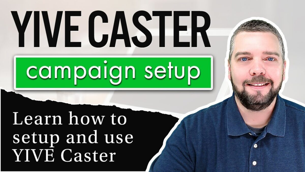 YIVE Caster: Automate Your YouTube Channels Growth [DEMO]