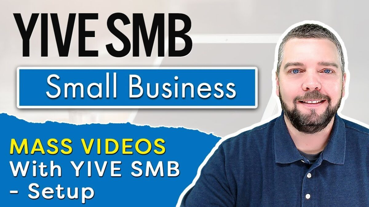 YIVE SMB Review: Mass Video Campaign With YIVE SMB